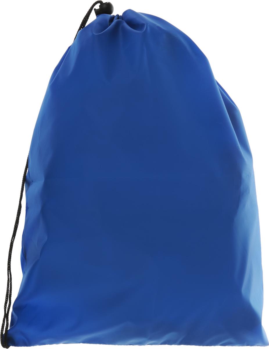 Сумка для сменной обуви Eva, цвет: синий, 36 х 40 см