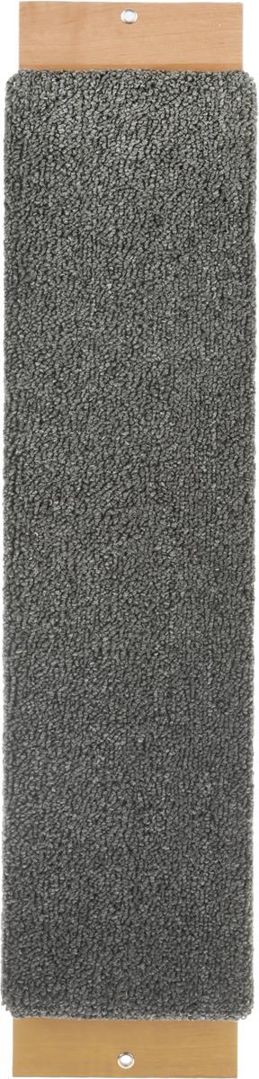 Когтеточка Неженка, с кошачьей мятой, цвет: серый, 68 х 15 х 2,5 см6723_серыйКогтеточка Неженка поможет сохранить мебель и ковры в доме от когтей вашего любимца, стремящегося удовлетворить свою естественную потребность точить когти.Основание изделия изготовлено из ДСП и обтянуто прочной тканью, а столб для точения когтей обтянут джутом. Товар продуман в мельчайших деталях и, несомненно, понравится вашей кошке.Всем кошкам необходимо стачивать когти. Когтеточка - один из самых необходимых аксессуаров для кошки. Для приучения к когтеточке можно натереть ее сухой валерьянкой или кошачьей мятой. Когтеточка поможет вашему любимцу стачивать когти и при этом не портить вашу мебель.Размеры: 68 х 15 х 2,5 см