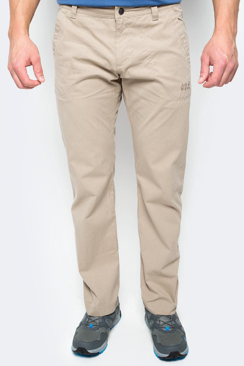 Брюки мужские Jack Wolfskin Drake Pants, цвет: бежевый. 1503811-5605. Размер 46 christopher price microsoft big data solutions