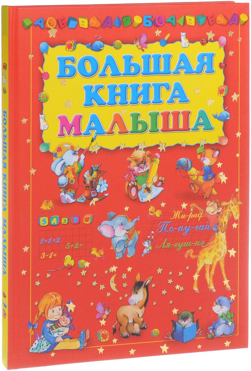 Большая книга малыша книги издательство clever моя большая книга игр