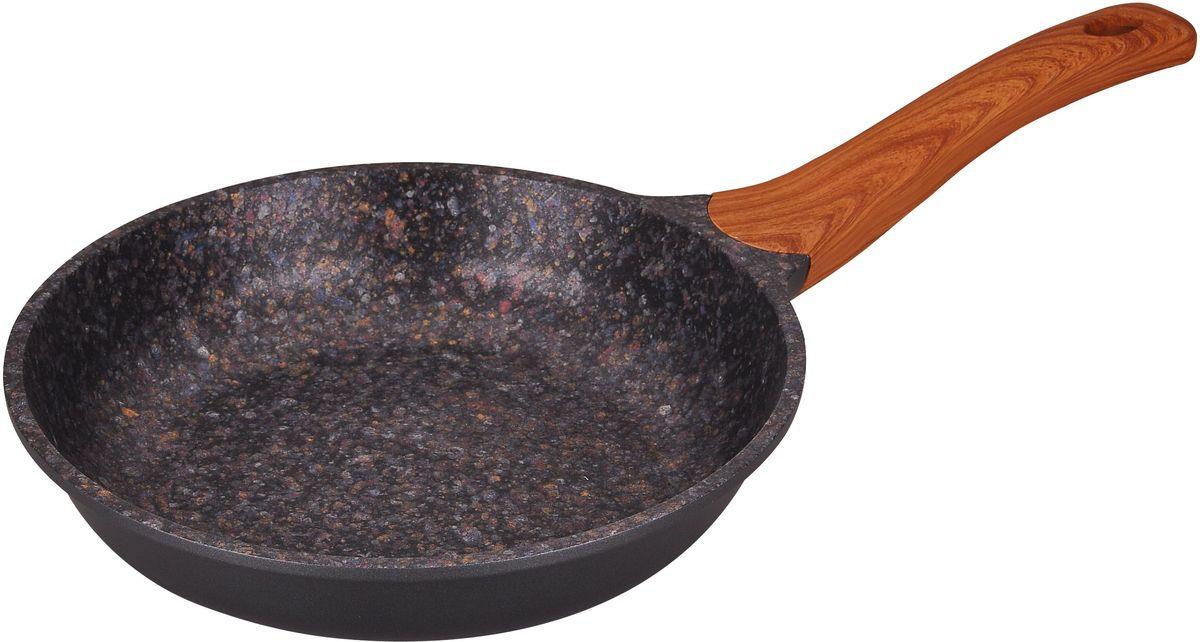 Сковорода Winner Konigsgranit, с гранитным покрытием. Диаметр 24 см