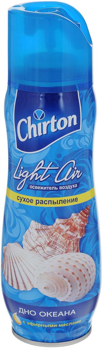 Освежитель воздуха Chirton Light Air, дно океана, 300 мл увлажнители и очистители воздуха air doctor блокатор вирусов портативный
