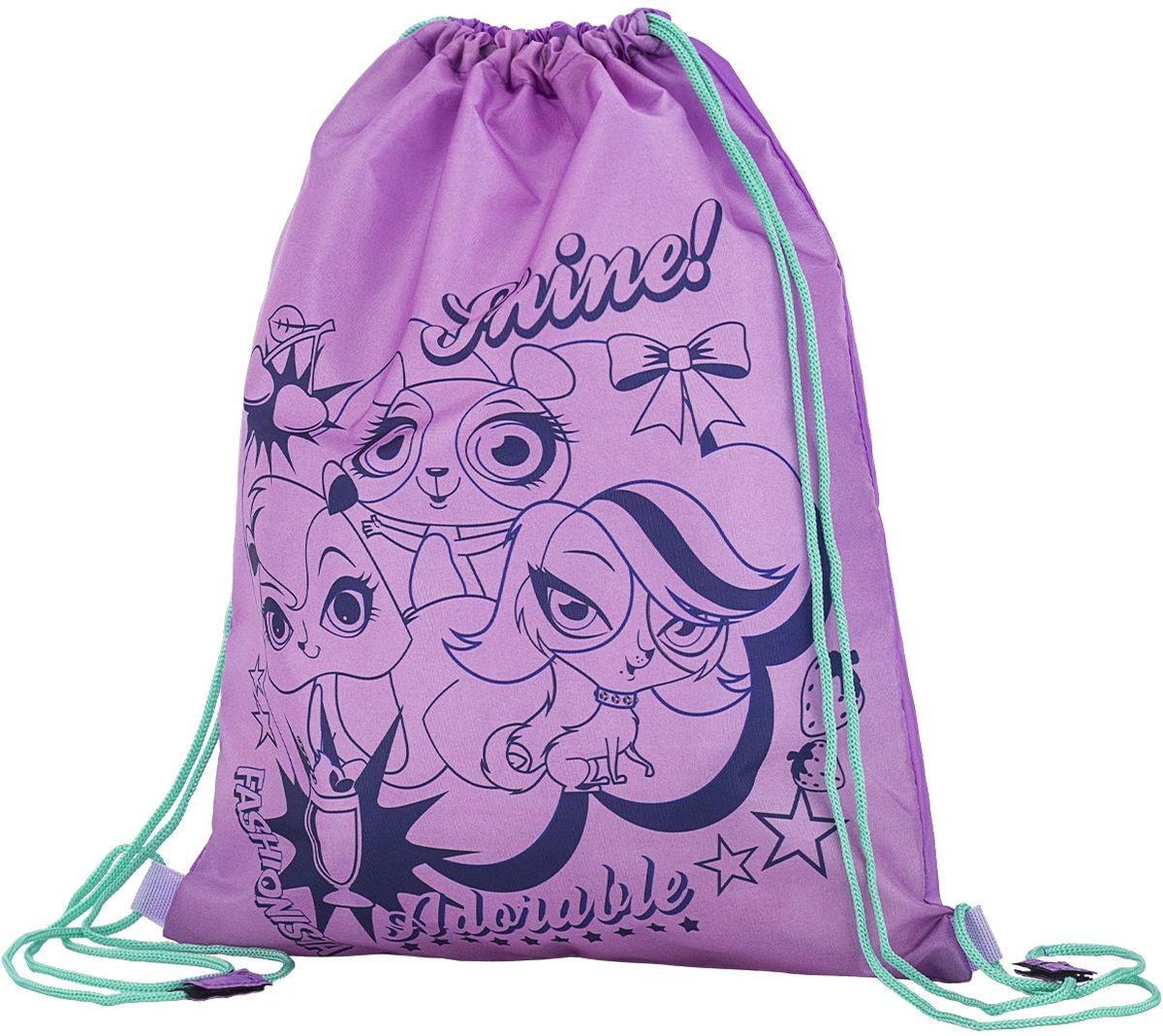 Littlest Pet Shop Сумка для сменной обуви LPEB-MT2-883 сумка kinderline international mhbz us1 51box5 v3