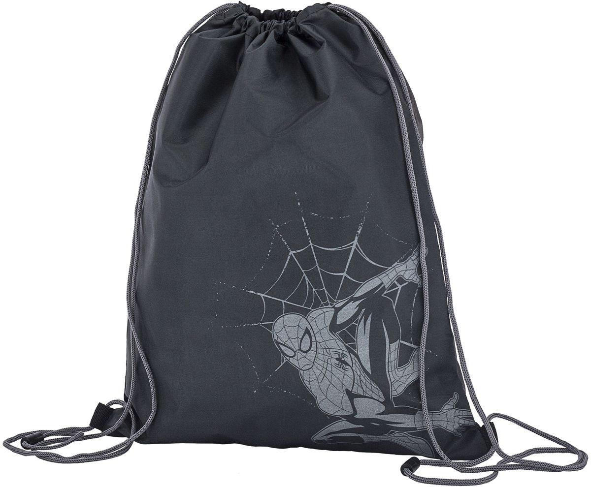 Spider-man Classic Сумка для сменной обуви SMEB-MT2-883SMEB-MT2-883Мешок для переноски обуви, выполнен из плотного водостойкого материала, затягивается сверху шнуром-лямкой и носится, как рюкзак. Размер 43 х 34 х 1 см.