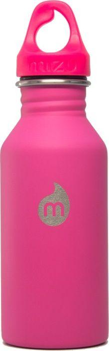Бутылка для воды Mizu M4, цвет: розовый, 400 мл813551022120Стильная и компактная бутылка Mizu M5 из пищевой нержавеющей стали подойдет для тех, кто заботится об окружающей среде и своем здоровье. Не содержит вредного BPA. Ее удобно брать с собой, пригодится в поездке, походе или на рыбалке.Объем: 400 мл.