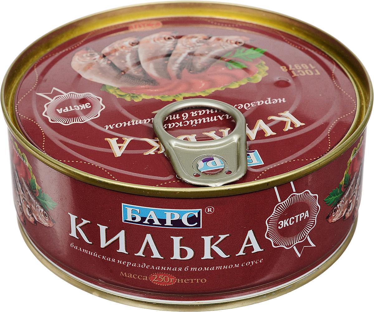 Барс килька балтийская в томатном соусе, 250 г бериложка биточки в грибном соусе 250 г