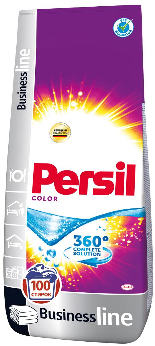Порошок стиральный Persil Color 360° Complete Solution, 15 кг стиральный порошок persil cold zyme морозная арктика 3 кг