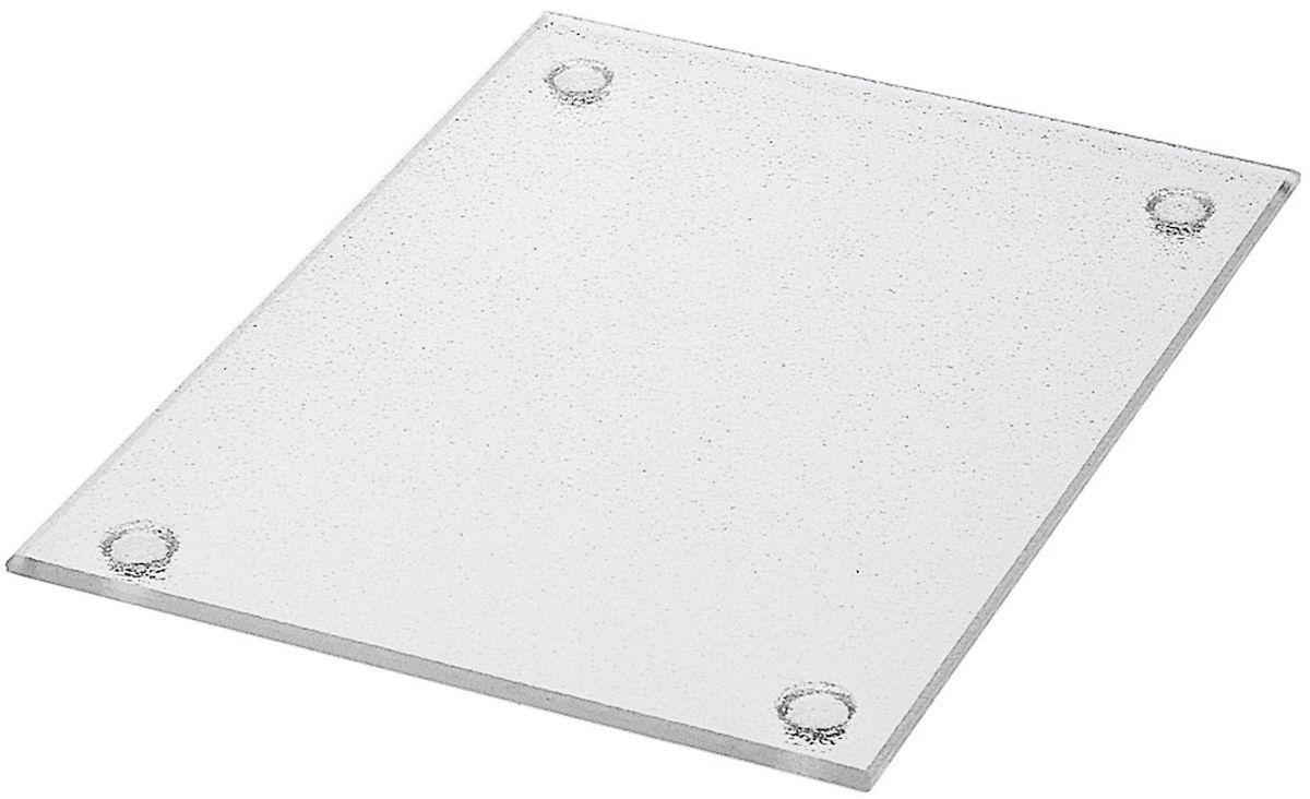 Доска разделочная  Moha , цвет: прозрачный, 20 x 15 cм - Кухонные принадлежности