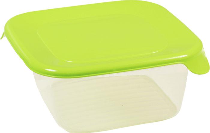 Емкость для продуктов Idea Практик, 800 млМ 1462Емкость Idea Практик удобна для хранения продуктов, полуфабрикатов, готовых блюд. Имеется два клапана для удобства открывания. Контейнеры можно ставить друг на друга, экономив место на полке. Емкость из качественного сертифицированного пластика можно мыть в посудомоечной машине, использовать в микроволновой печи.