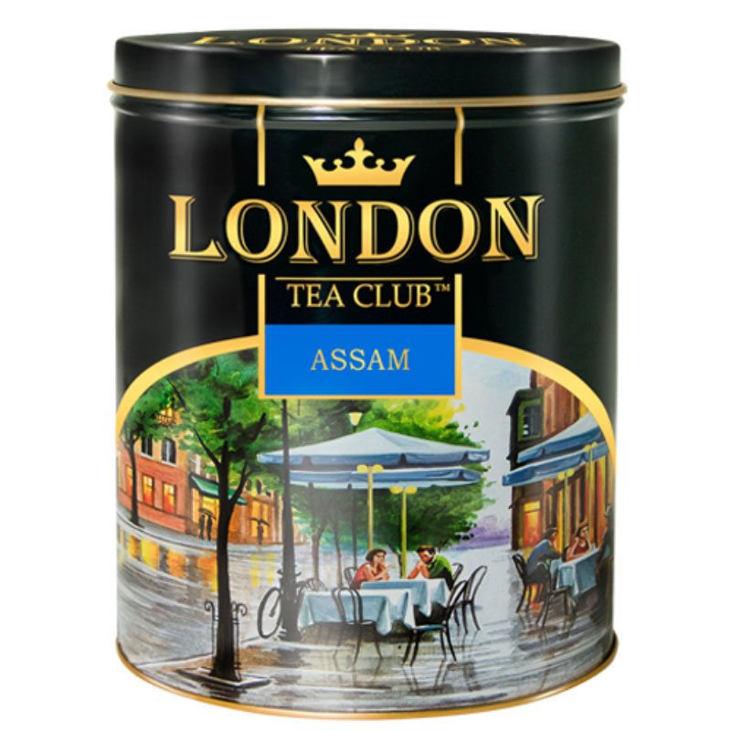 London Tea Club Assam черный чай, 100 г missi london mi052ewiyu27