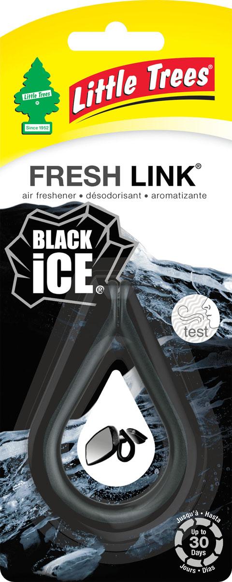 Ароматизатор-клипса Little Trees Черный лед (Black Ice)CTK-52031-24Освежитель воздуха Little Trees уникален по эффективности действия, насыщенности и стойкости запаха. Подходит для использования в салоне автомобиля, а также в помещениях. Эффективен до 30 дней.