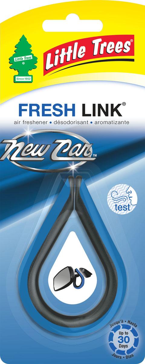 Ароматизатор-клипса Little Trees Новая машина (New Car)CTK-52033-24Освежитель воздуха Little Trees уникален по эффективности действия, насыщенности и стойкости запаха. Подходит для использования в салоне автомобиля, а также в помещениях.