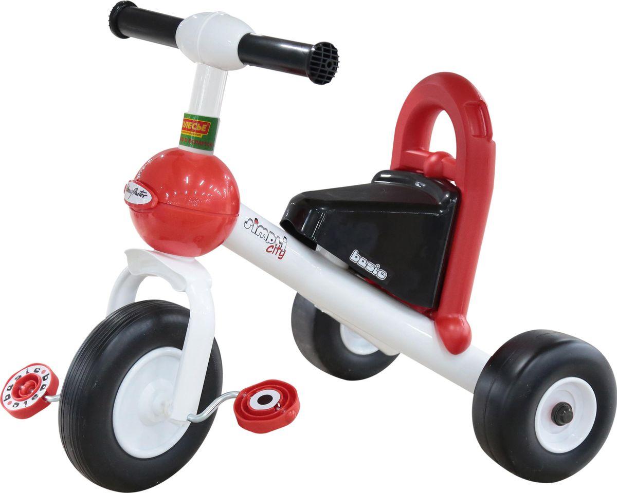 Полесье Велосипед трехколесный Базик полесье полесье каталка mig скутер