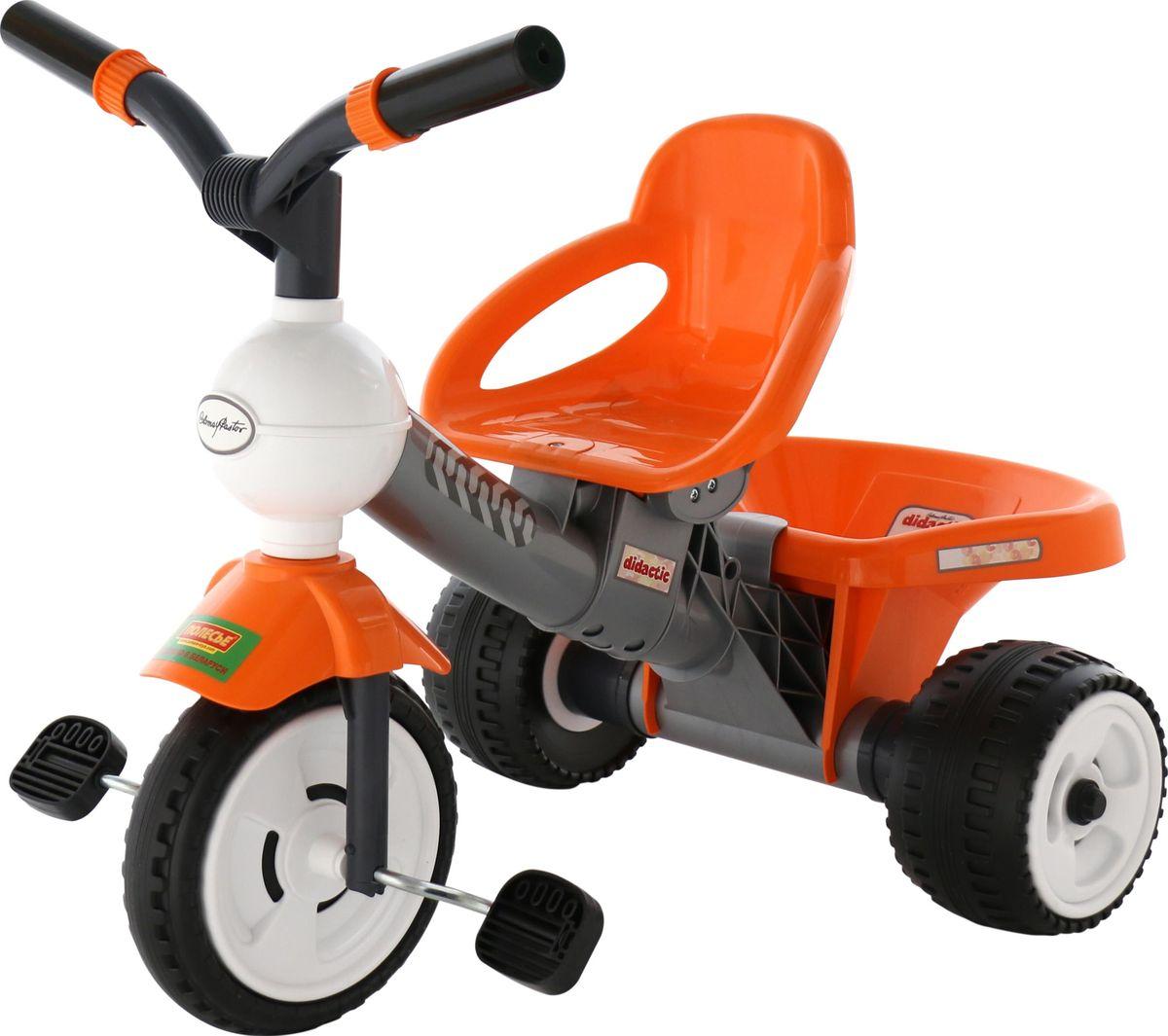 Полесье Велосипед трехколесный Дидактик 46321