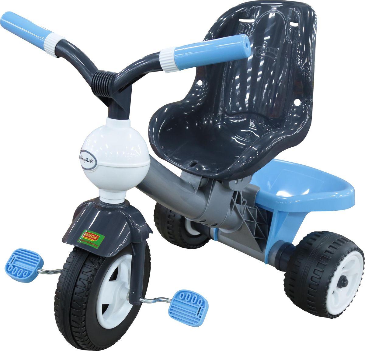 Полесье Велосипед трехколесный Амиго №3 4644446444Полесье Велосипед трехколесный Амиго №3Какой велосипед выбрать? Статья OZON Гид