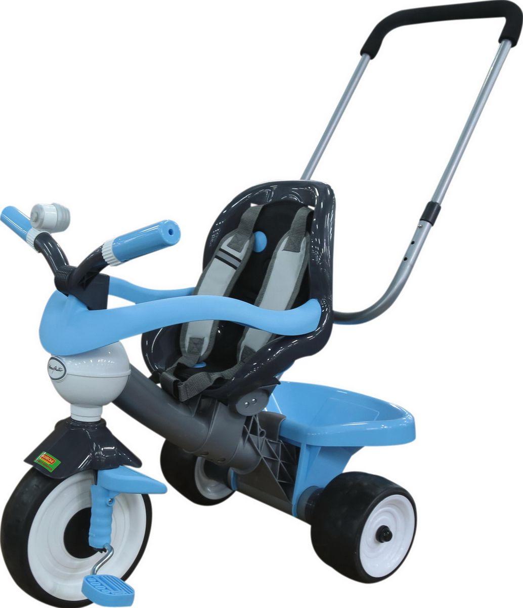 Полесье Велосипед трехколесный Амиго №2 46710 легковой автомобиль полесье жук 0780