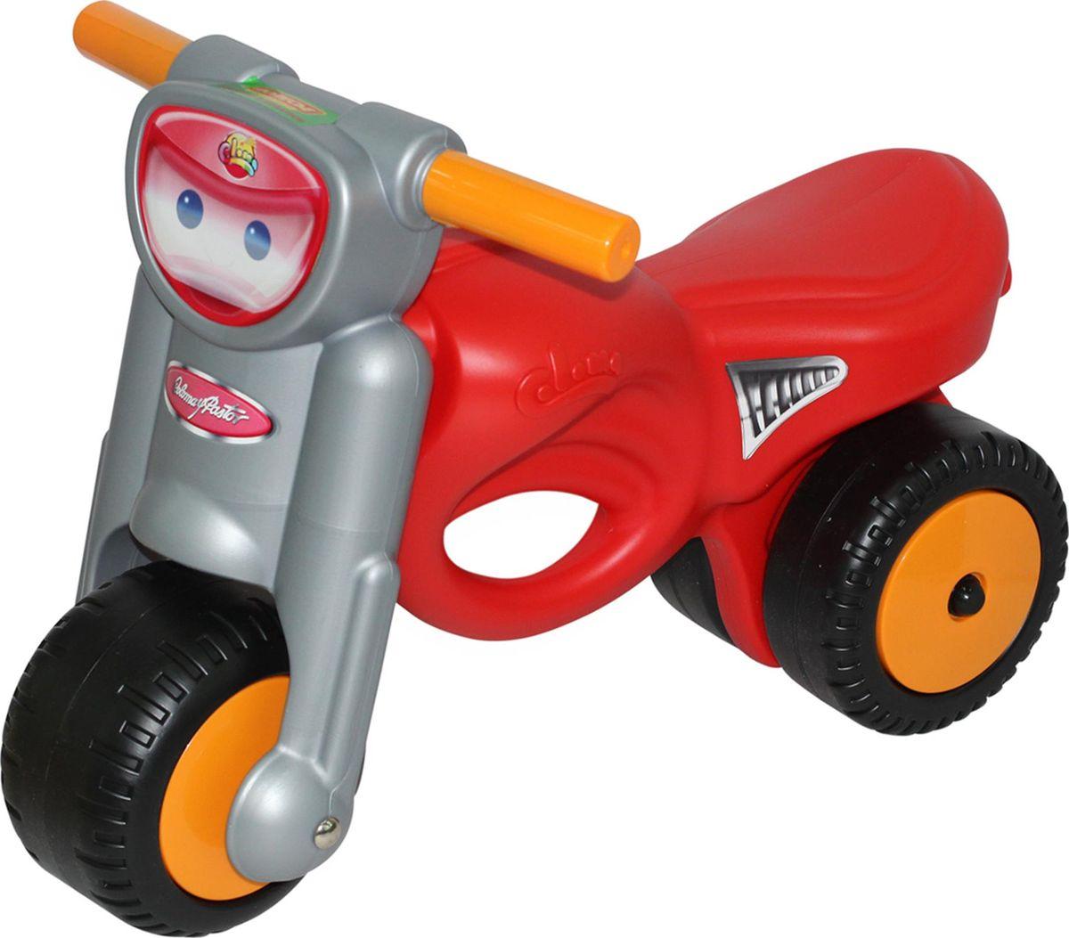 Полесье Каталка Мотоцикл Мини-мото каталка детская полесье полесье каталка мотоцикл мх
