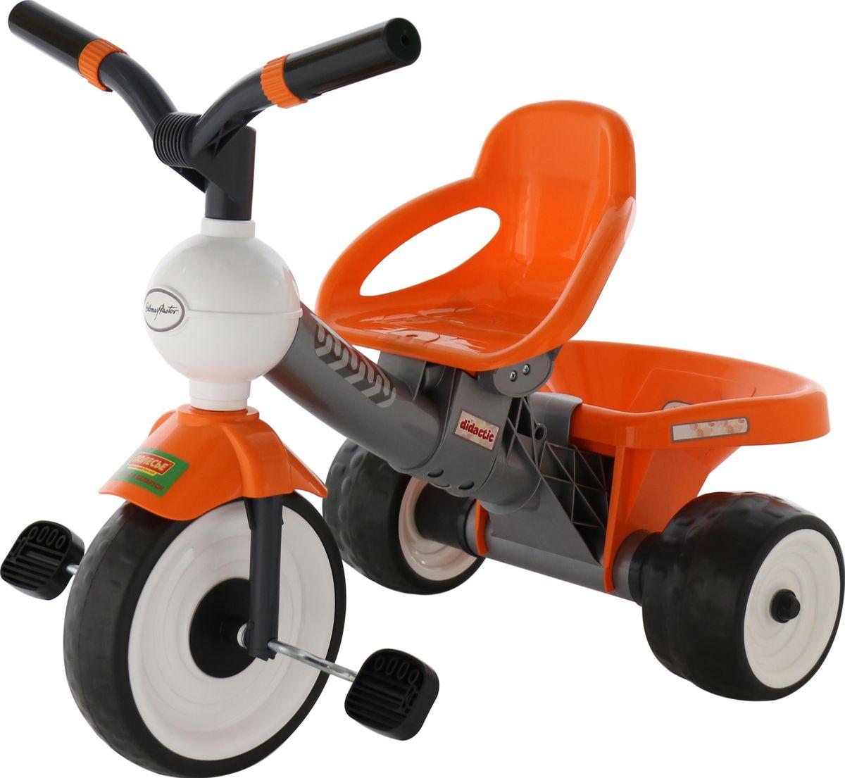 Полесье Велосипед трехколесный Дидактик №2 4635246352Полесье Велосипед трехколесный Дидактик №2