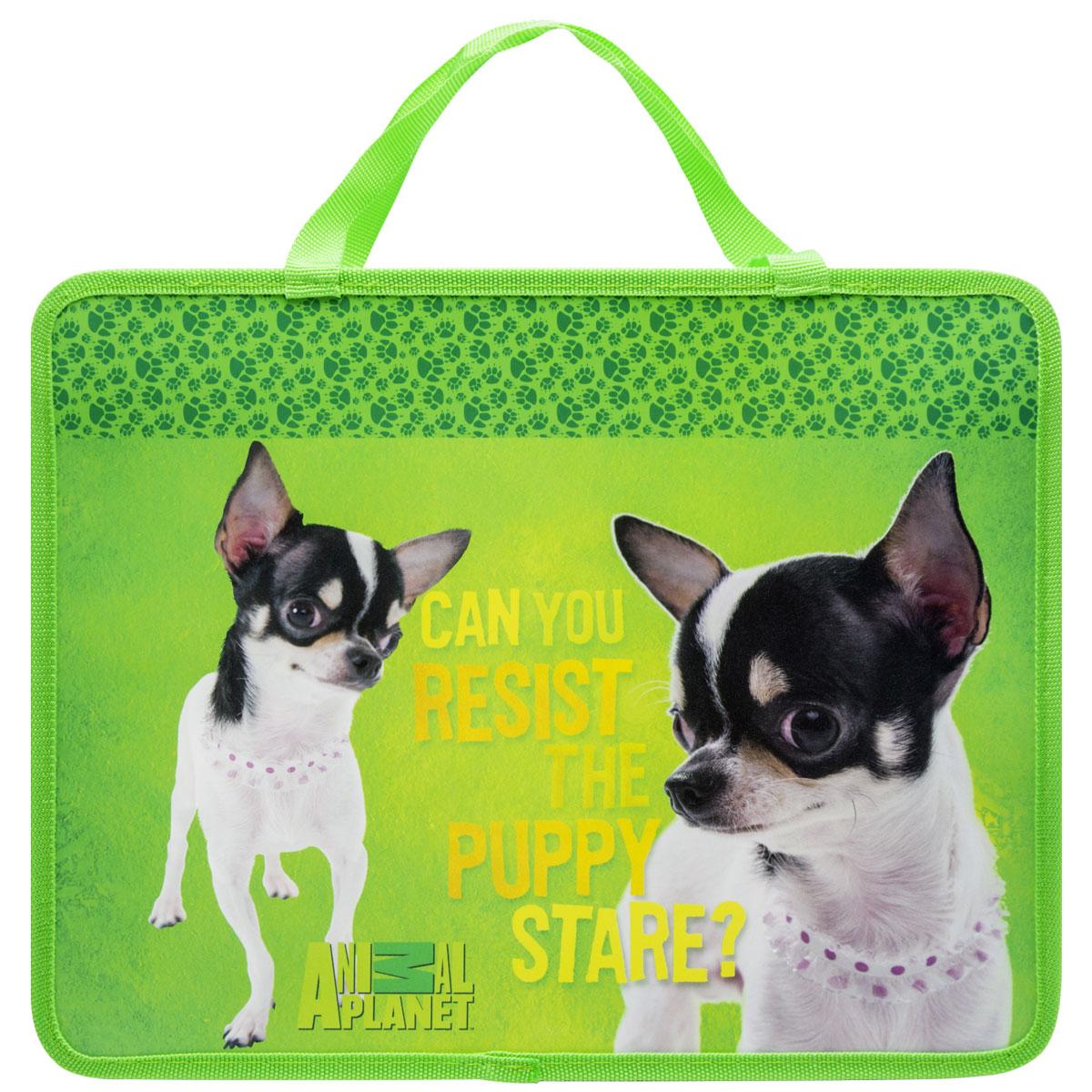 купить Animal Planet Папка для тетрадей Собачки дешево