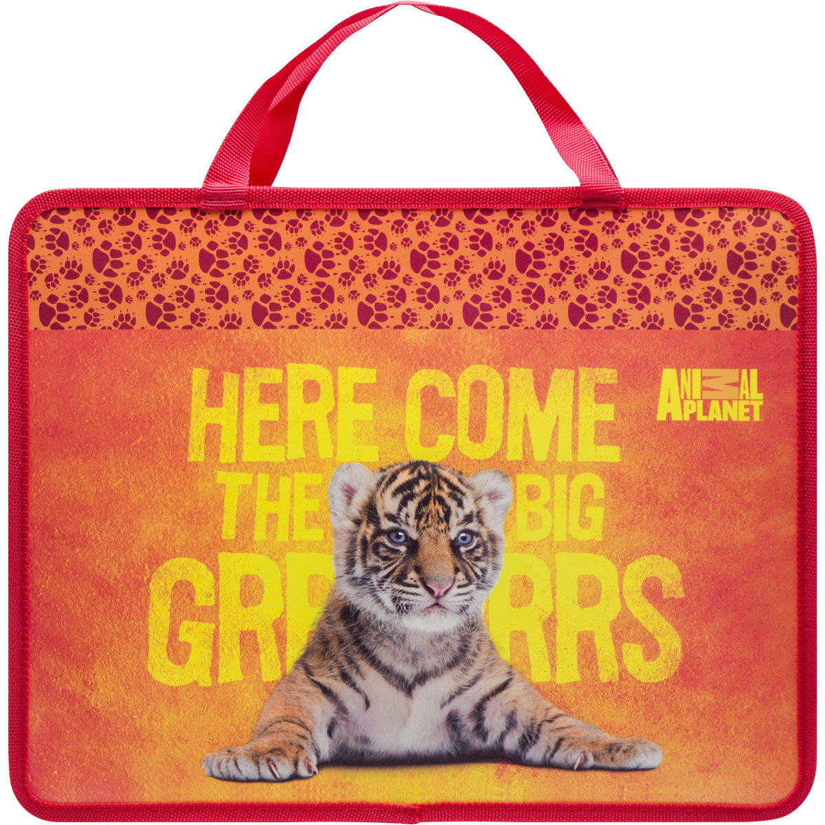 Animal Planet Папка для тетрадей Тигр animal planet животные китайского гороскопа