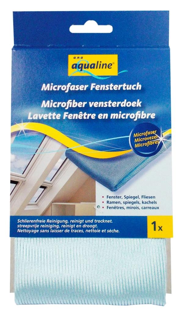 Салфетка Aqualine для окон и зеркал, 40 см х 40 см2321Салфетка Aqualine, выполненная из высококачественного микроволокна, предназначена для уборки. Благодаря специальному плетению волокон салфетка легко и бесследно удаляет грязь с оконных стекол, зеркал, хромированных поверхностей и обеспечивает устойчивый блеск. Можно стирать при температуре 60°С. Характеристики:Материал:100% микроволокно. Размер салфетки:40 см х 40 см. Размер упаковки:17,5 см х 2,5 см х 15 см. Производитель: Германия. Артикул:2321.