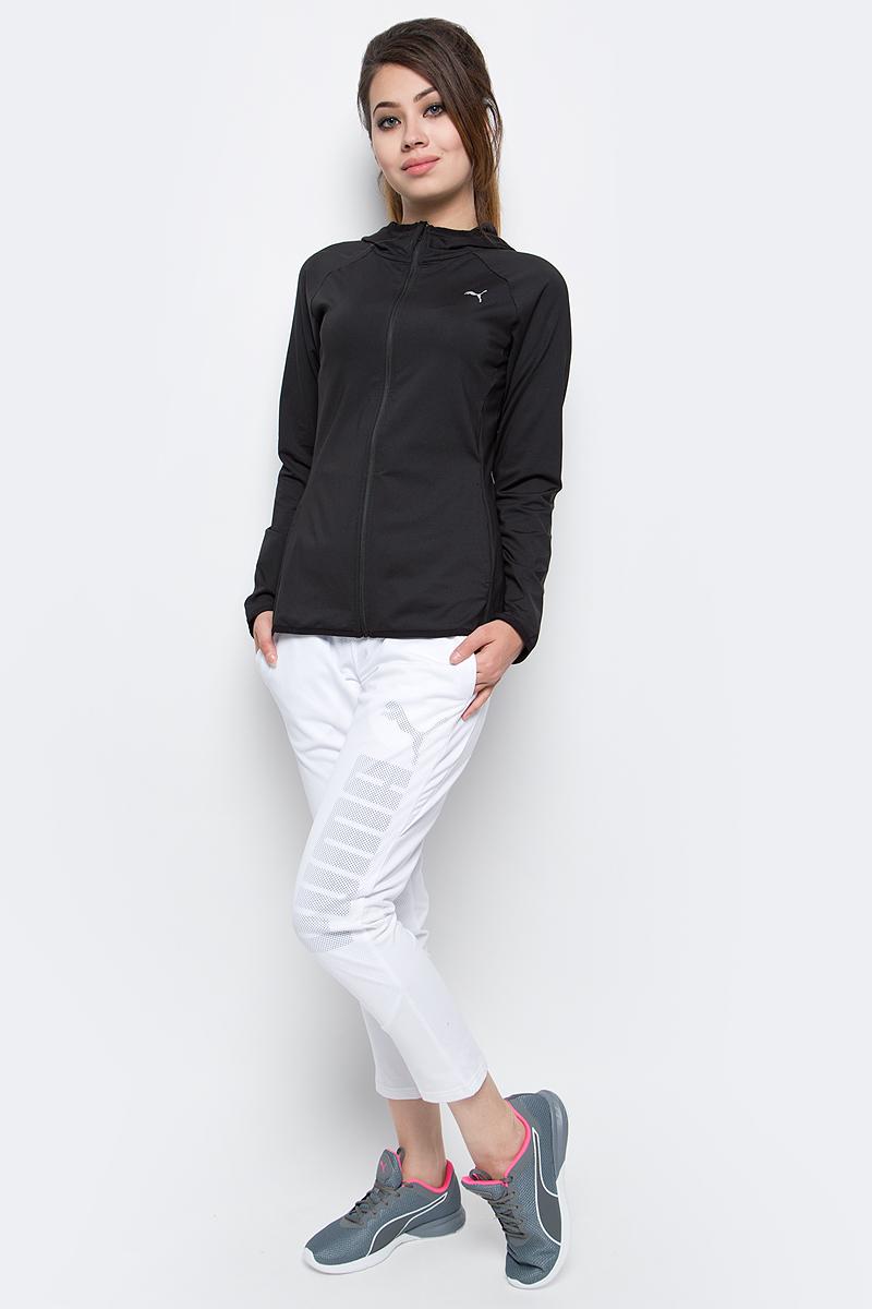 Брюки спортивные женские Puma Pwr Swagger Pants W, цвет: белый. 59078802. Размер M (44/46)59078802Спортивные брюки Puma Pwr Swagger Pants W подходят как для прогулок, так и для занятий спортом. Изготовлены с использованием высокофункциональной технологии dryCELL, которая отводит влагу, поддерживает тело сухим и гарантирует комфорт. Декорированы набивным рисунком c прорезиненными деталями. Пояс дополнен затягивающимся шнуром. Перед отделан сетчатым материалом. Имеются боковые карманы. Изделие имеет стандартную посадку.