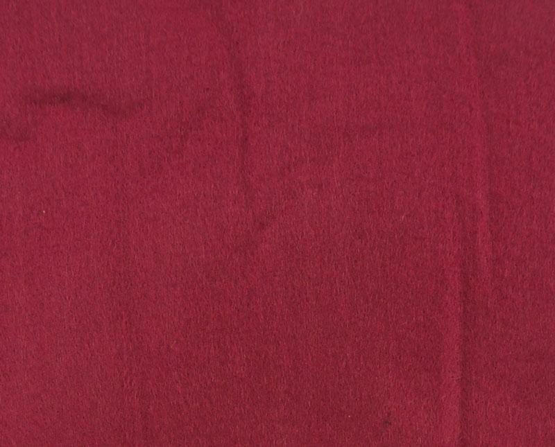 Фетр листовой для творчества Hemline Hobby, цвет: пурпурный, 30 х 45 см, 10 шт11.041.03Мягкий фетр Hemline Hobby, изготовленный из 100% полиэстера, используется для отделки готовых работ в разных техниках. Основное применение тонкого фетра - создание аппликаций, набивных игрушек, подушек, декора, бижутерии. Вы также можете его использовать для внутренней отделки шкатулки или подарочной коробки. Фетр напоминает бумагу, его также можно, резать, шить, клеить. Листы не лохматятся в месте разреза, что упрощает обработку краев. Материал хорошо приклеивается практически на любые поверхности, и не имеет лица и изнанки.В наборе - 10 листов.Размер листа: 30 х 45 см.Толщина листа: 1 мм.