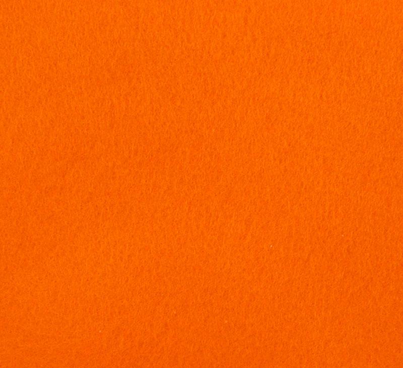 Фетр листовой Hemline Hobby, цвет: темно-оранжевый, 30 х 45 см, 10 шт ювелирное изделие 112726