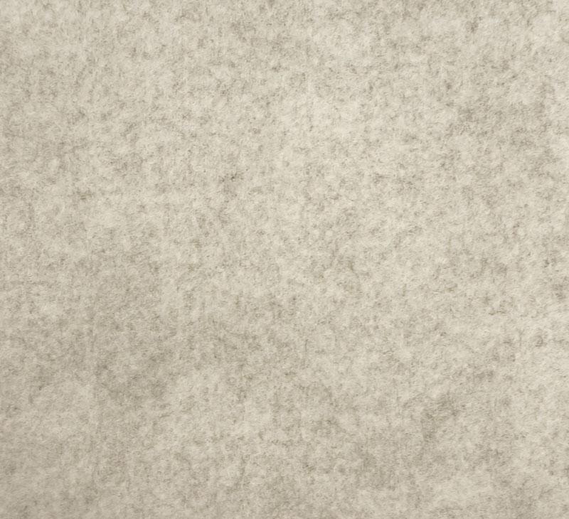 Фетр листовой для творчества Hemline Hobby, цвет: светло-серый меланж, 30 х 45 см, 10 шт11.041.25Мягкий фетр Hemline Hobby, изготовленный из 100% полиэстера, используется для отделки готовых работ в разных техниках. Основное применение тонкого фетра - создание аппликаций, набивных игрушек, подушек, декора, бижутерии. Вы также можете его использовать для внутренней отделки шкатулки или подарочной коробки. Фетр напоминает бумагу, его также можно, резать, шить, клеить. Листы не лохматятся в месте разреза, что упрощает обработку краев. Материал хорошо приклеивается практически на любые поверхности, и не имеет лица и изнанки.В наборе - 10 листов.Размер листа: 30 х 45 см.Толщина листа: 1 мм.