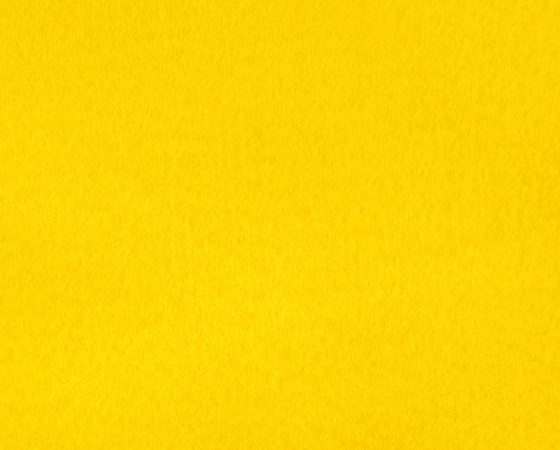 Фетр листовой для творчества Hemline Hobby, цвет: яичный желток, 30 х 45 см, 10 шт11.041.29Мягкий фетр Hemline Hobby, изготовленный из 100% полиэстера, используется для отделки готовых работ в разных техниках. Основное применение тонкого фетра - создание аппликаций, набивных игрушек, подушек, декора, бижутерии. Вы также можете его использовать для внутренней отделки шкатулки или подарочной коробки. Фетр напоминает бумагу, его также можно, резать, шить, клеить. Листы не лохматятся в месте разреза, что упрощает обработку краев. Материал хорошо приклеивается практически на любые поверхности, и не имеет лица и изнанки.В наборе - 10 листов.Размер листа: 30 х 45 см.Толщина листа: 1 мм.
