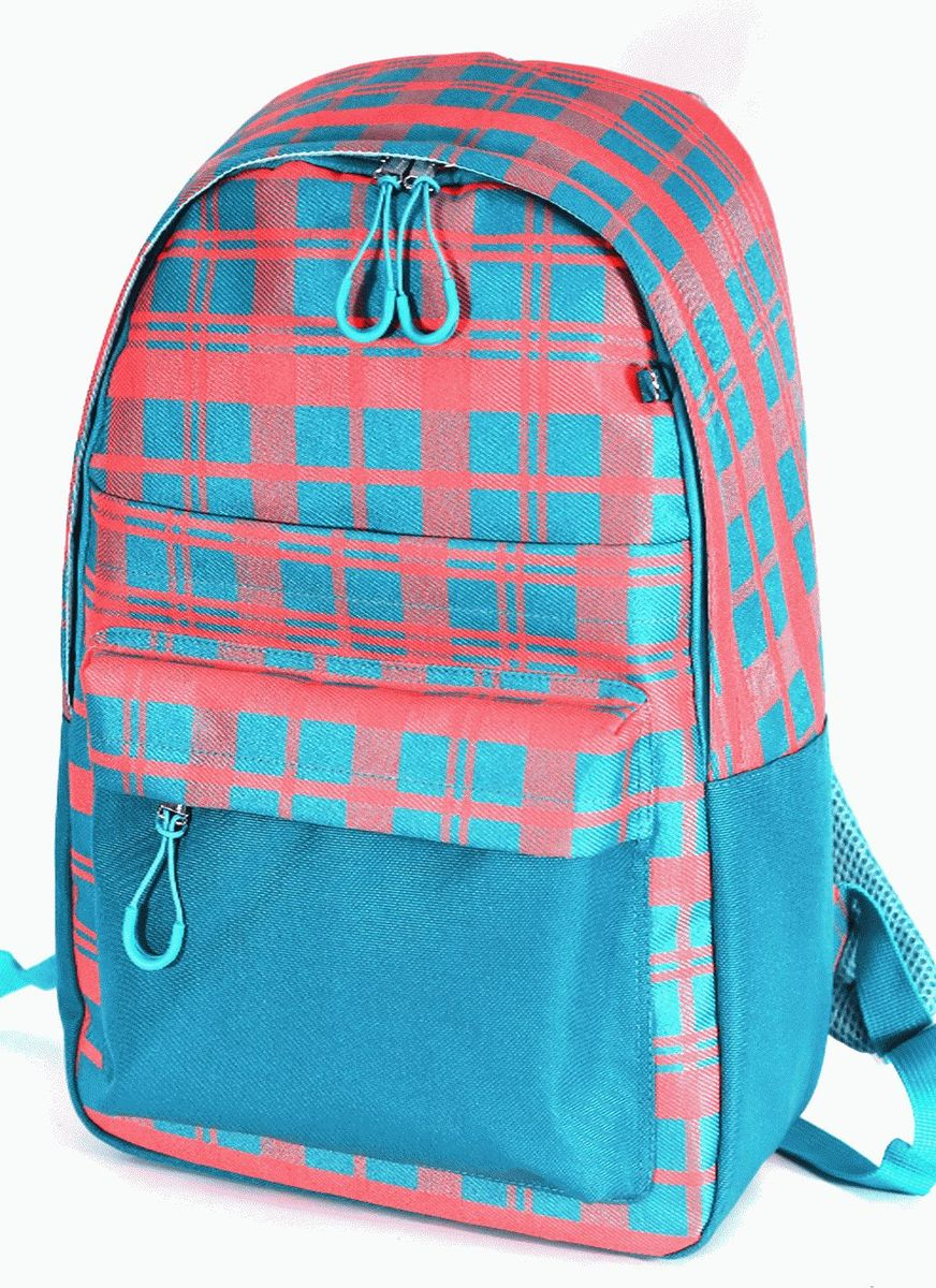 UFO people Рюкзак детский цвет бирюзовый розовый 7683 ufo people рюкзак школьный цвет розовый