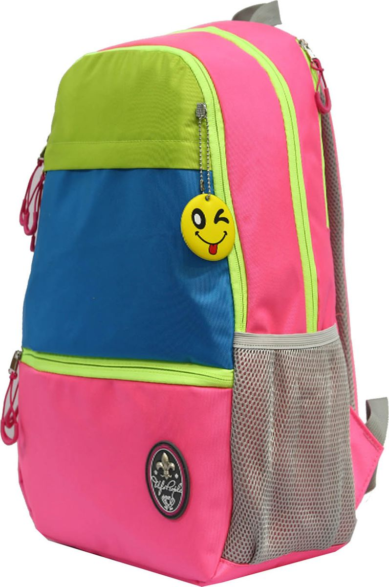 UFO People Рюкзак цвет розовый 7696 ufo people рюкзак школьный цвет розовый