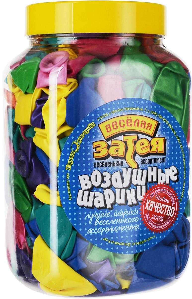 Веселая затея Набор воздушных шариков В 75 Супер 200 шт - Воздушные шарики