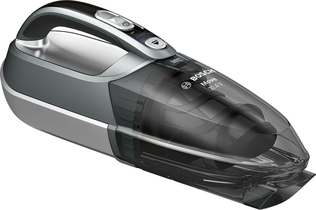 Bosch BHN20110 пылесос ручнойBHN20110Bosch BHN20110 - удобный компактный прибор для быстрой уборки. Беспроводной пылесос, всегда под рукой и может быть использован практически в любом месте – благодаря чрезвычайно легкому весу 1,4 кг. Продолжительная высокая эффективность очистки реализуется благодаря системе управления воздушным потоком High Airflow System.Набор включает щелевую насадку и насадку для мягкой мебели, благодаря которым можно убрать пыль в любых углах.Высокоэффективная сепарация пыли для идеального результата уборкиПродолжительность работы до 16 минут