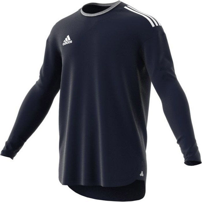 Лонгслив бесшовный мужской Adidas Tanf Poly Ls T, цвет: темно-синий. CE9572. Размер L (52/54) beioufeng 22 24cm 1 3 bjd wig long curly wigs accessories for dolls synthetic doll hair deep coffee color doll wig for dolls
