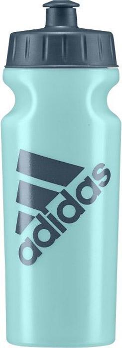 Бутылка для воды Adidas Perf Bottl, цвет: бирюзовый, 500 мл. BR6785BR6785Употребление достаточного количества жидкости - важная часть спортивного режима. Благодаря эргономичной форме и компактному дизайну бутылку Adidas Perf Bottl удобно носить в руках, а так же она подходит к большинству велосипедных холдеров.Модель украшена контрастным логотипом adidas. .Не содержит бисфенол А.