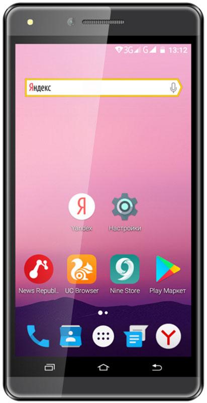 Ark Benefit S503 Max, BlackBenefit S503 Max BlackArk Benefit S503 Max - это классический смартфон характеризующийся, современным функционалом, дизайном и аппаратной конфигурацией.Данная модель обладает необходимыми характеристиками для того, чтобы не только быть всегда на связи, но и с удобством пользоваться дополнительными функциями.ARK Benefit S503 оснащен 5.0 дисплеем и двумя слотами для SIM-карт, а также двумя камерами: тыловой камерой с разрешением 5 Мпикс и фронтальной - с разрешением 0.3 Мпикс. Он оборудован 8 Гб встроенной памяти и 512 МБ - оперативной, а также четырехъядерным процессором, что обеспечивает высокую производительность.Устройство работает под управлением операционной системы Аndroid 7.0Телефон сертифицирован EAC и имеет русифицированный интерфейс меню и Руководство пользователя.