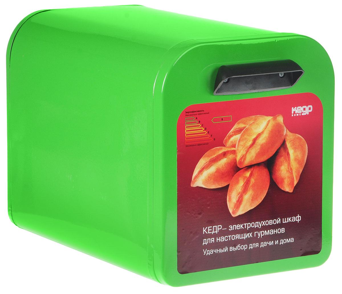 Кедр ШЖ-0,625/220 жарочный шкаф, цвет салатовый - Мини-печи