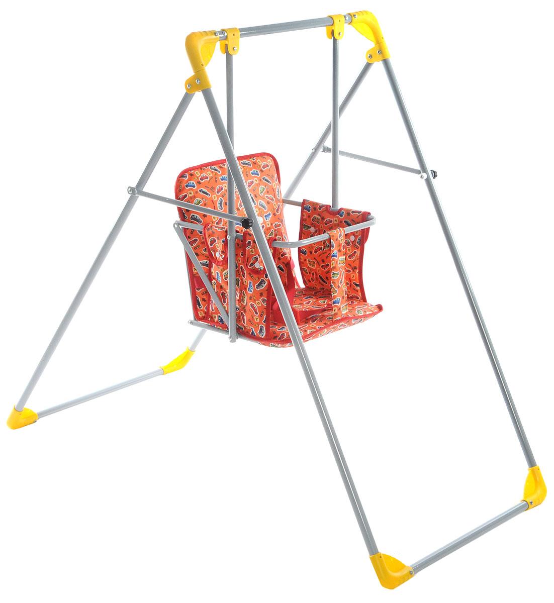 Фея Качели Чарли цвет оранжевый серый желтый - Игры на открытом воздухе