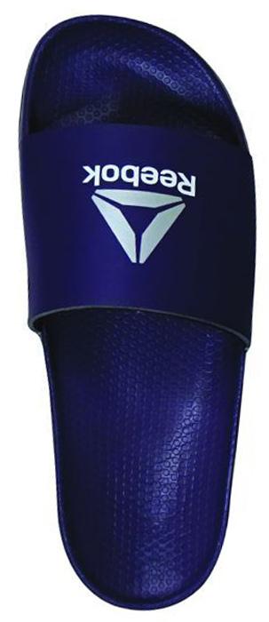 Шлепанцы женские Reebok Original Sli, цвет: фиолетовый. BS8215. Размер 6 (36)BS8215Можете больше не бояться влаги. Шлепанцы Reebok Original Sli надежно защитят вас от нее, а также обеспечат комфорт и отличную амортизацию. Цельная конструкция позволяет легко снимать и надевать их, а регулируемая застежка обеспечивает оптимальную посадку по ноге. Канавки на подошве гарантируют надежное сцепление с поверхностью.Формованная конструкция из пеноматериала гарантирует легкость, отличную амортизацию и быстрое высыхание. Стильный контрастный дизайн верха. Эргономичная стелька из ЭВА для дополнительного комфорта.