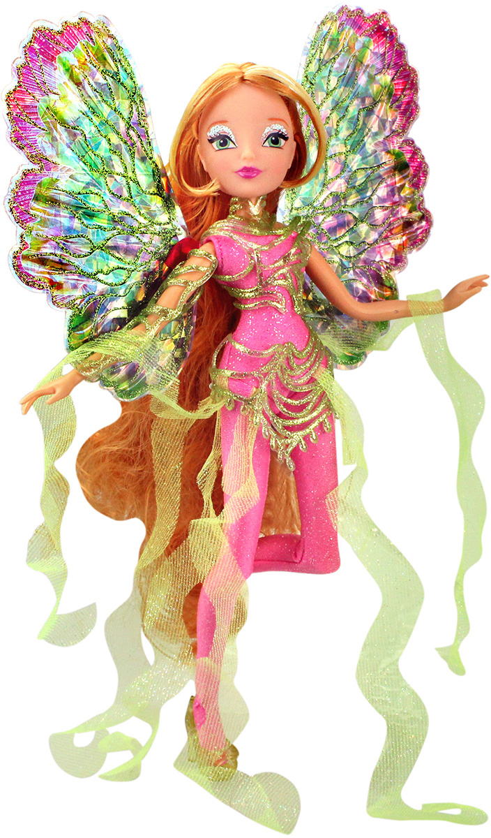 Winx Club Кукла WOW Дримикс Флора winx club кукла флора magic flowers winx club