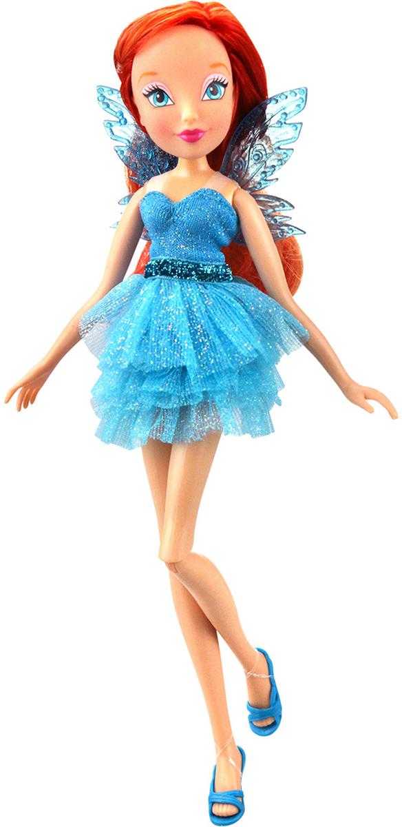 Winx Club Кукла Мода и магия 4 Блум winx club кукла блум деним winx club
