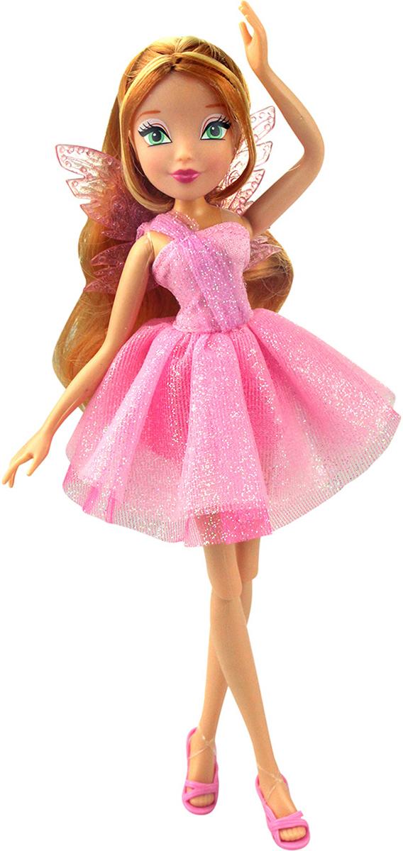 Winx Club Кукла Мода и магия 4 Флора winx winx кукла городская магия стелла