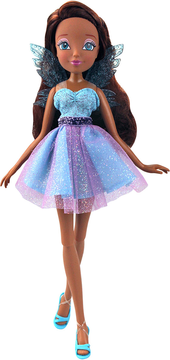 Winx Club Кукла Мода и магия 4 Лайла winx winx кукла городская магия стелла