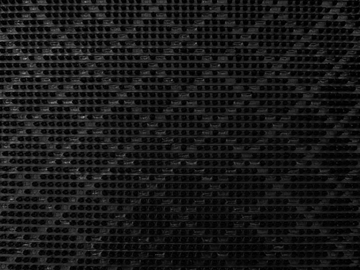 Щетинистое покрытие SunStep Ромб, цвет: черный, 0,90 х 15 м71-239Щетинистое покрытие Ромб 0,90х15 м, Черный, SUNSTEP™