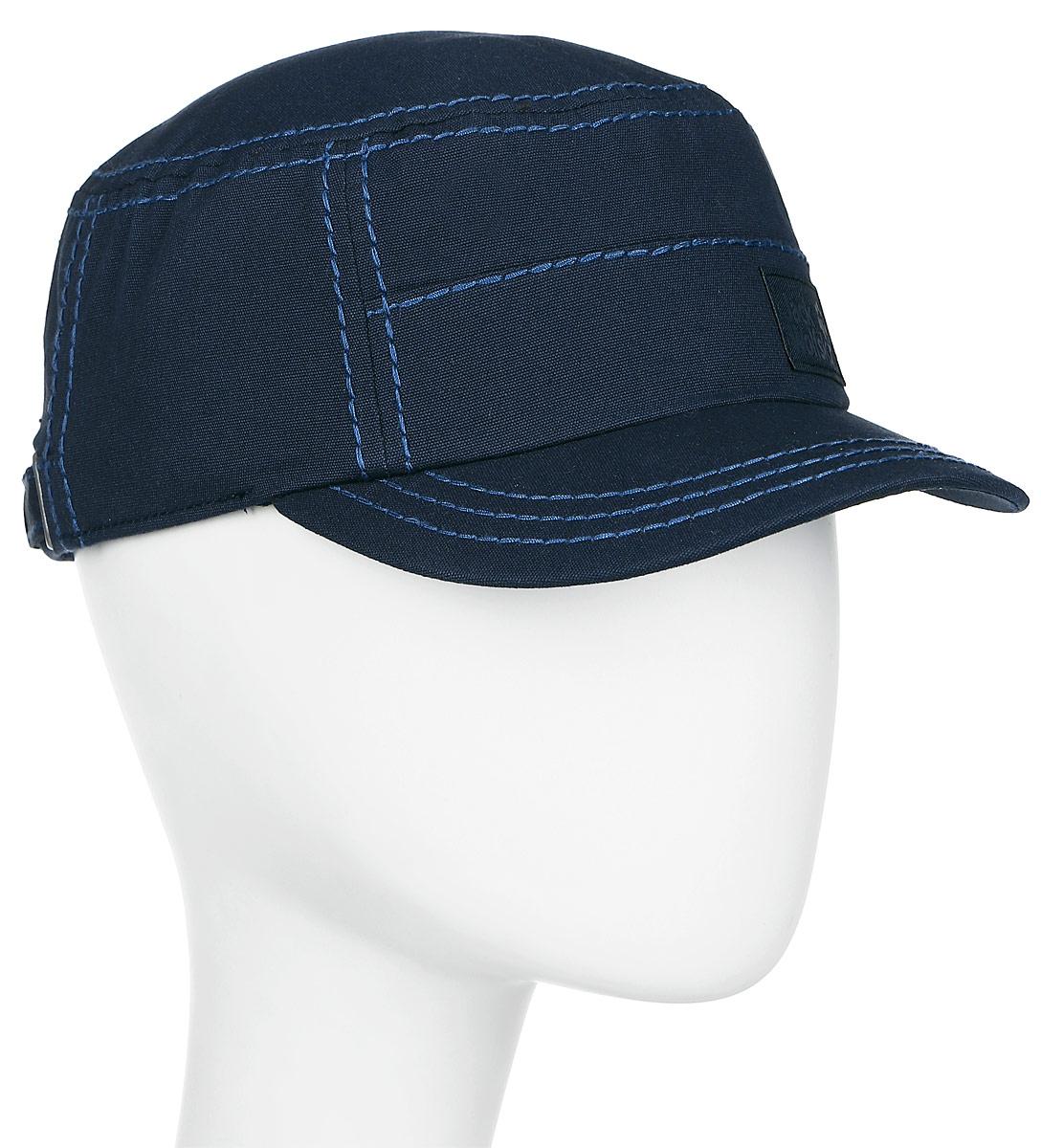 Кепка Jack Wolfskin Bahia Oc Cap, цвет: темно-синий. 1904242-1010. Размер L (57/60) adidas кепка cap nets