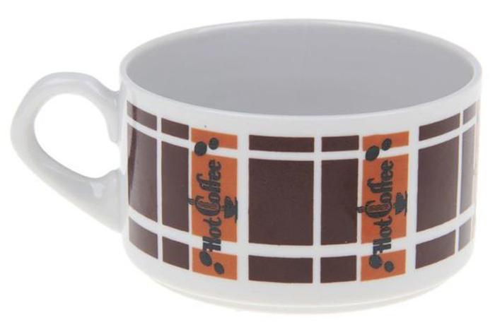 Чашка кофейная Фарфор Вербилок Европейка. Ирландский кофе. 20721702072170Фарфоровые чашки коллекции «Промыслы Вербилок» и размером, и декором отвечают всем требованиям людей с широкой душой и хорошим аппетитом, поэтому прекрасно подходят как для ежедневных трапез, так и для подарков дорогим друзьям.