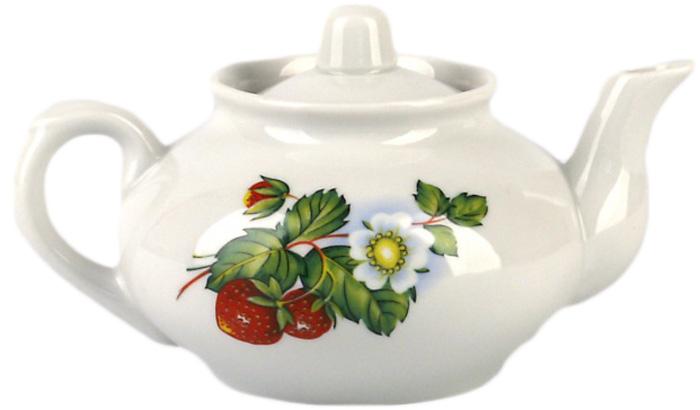 Чайник заварочный Фарфор Вербилок Цветущая земляника. 14314901431490Для того чтобы насладиться чайной церемонией, требуется не только знание ритуала и чай высшего сорта. Необходим прекрасный заварочный чайник, который может быть как центральной фигурой фарфорового сервиза, так и самостоятельным, отдельным предметом. От его формы и качества фарфора зависит аромат и вкус приготовленного напитка. Именно такие предметы формируют в доме атмосферу истинного уюта, тепла и гармонии. Можно ли сравнить пакетик с чаем или растворимый кофе с заварными вариантами этих напитков, которые нужно готовить самим? Каждый их почитатель ответит, что если применить кофейник или заварочный чайник, то можно ощутить более богатый, ароматный вкус этих замечательных напитков.