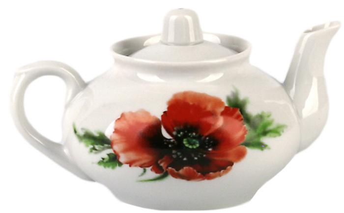 Чайник заварочный Фарфор Вербилок Маков цвет. 14307601430760Для того чтобы насладиться чайной церемонией, требуется не только знание ритуала и чай высшего сорта. Необходим прекрасный заварочный чайник, который может быть как центральной фигурой фарфорового сервиза, так и самостоятельным, отдельным предметом. От его формы и качества фарфора зависит аромат и вкус приготовленного напитка. Именно такие предметы формируют в доме атмосферу истинного уюта, тепла и гармонии. Можно ли сравнить пакетик с чаем или растворимый кофе с заварными вариантами этих напитков, которые нужно готовить самим? Каждый их почитатель ответит, что если применить кофейник или заварочный чайник, то можно ощутить более богатый, ароматный вкус этих замечательных напитков.