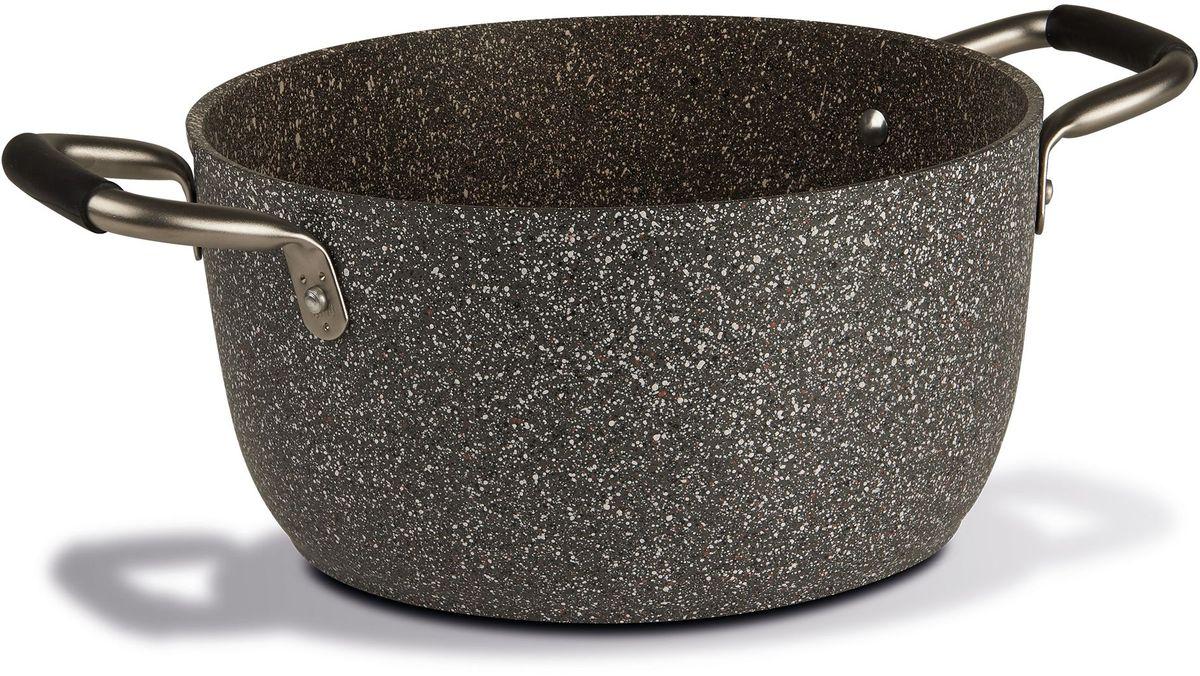 Кастрюля TVS  Gran Gourmet , с антипригарным покрытием. Диаметр 24 см - Посуда для приготовления